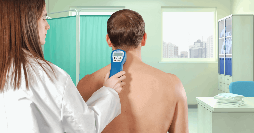 Treat Neck Pain with Laser Therapy from Multi Radiance
