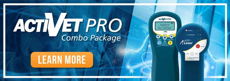 Learn more about the ACTIVet PRO Combo Package