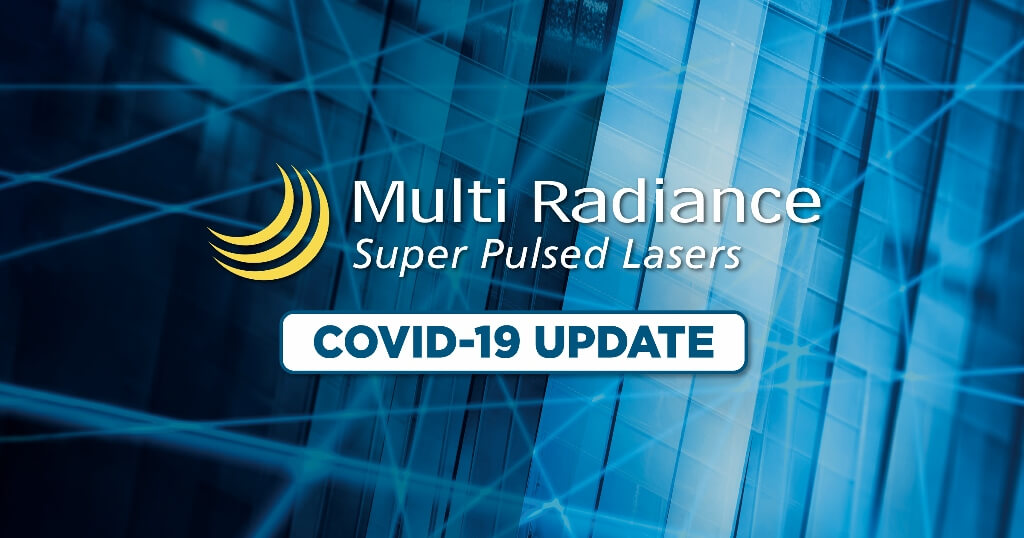 Multi Radiance Medical COVID-19 Update